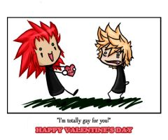 Awkward V-Day Card by PianoxLullaby