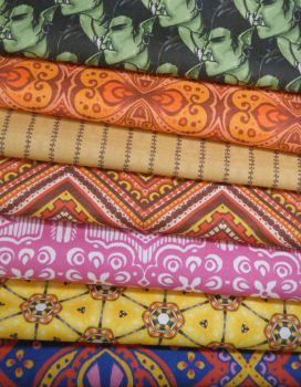 More fabrics by siya