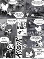 Sonic Doujinshi page 8 by RoseRei