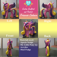Custom Princess Cadance by AleximusPrime