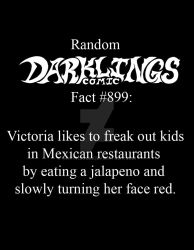 Darklings - Random fact 899 by RavynSoul