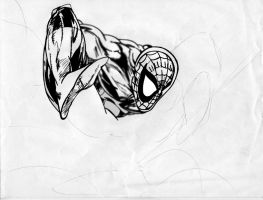 SPIDEY ITS BAAAAAACK by Atew