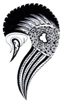 Tatoo design- first attempt by Sowmya1988