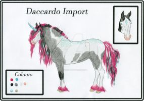 Daccardo Ice Import - OPEN by TheShiranja