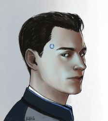 Connor by Sephinka