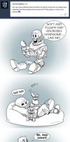 Comic-  Undertale Merch by AbsoluteDream