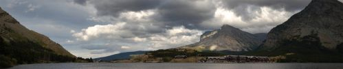 Swiftcurrent Lake 2007-08-20 by eRality