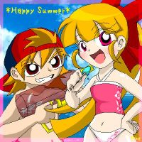 Happy Summer by mamepika