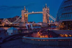 Tower Bridge London by Stefan-Becker