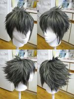 Noctis Wig Commission by Pisaracosplay
