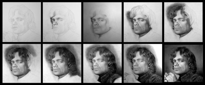 Tyrion Lannister - WIP by Stanbos