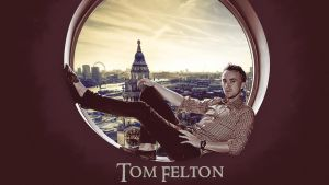 Tom Felton by Nocuus
