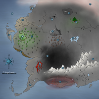 oSaC: Map of the Known World by Riveriia