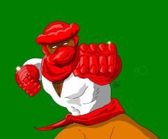 Fist Of Allah by GalaxyZento
