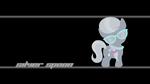 Silver Spoon Wallpaper by Alexstrazse