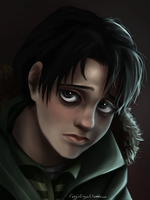 Yoon Bum - Killing stalking by MalouNielsen