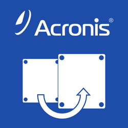 Metro Style Icon for Acronis TrueImage by CryptoWorks