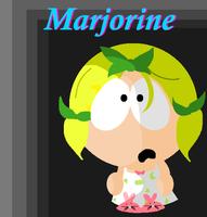 South Park, Marjorine by ScrewStudying