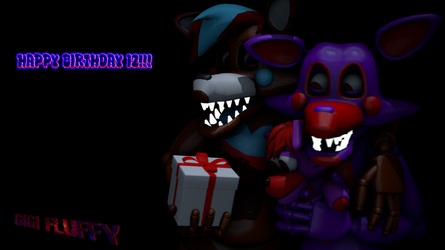 Happy (early) Birthday 12! by realgigigames