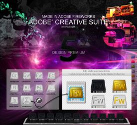 Adobe Premium CS5 by DragonXP