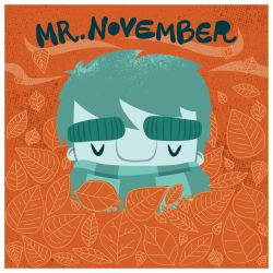 Mr. November by ivan-bliznak