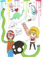 RANDOMNESS by Belly-Button-Monster