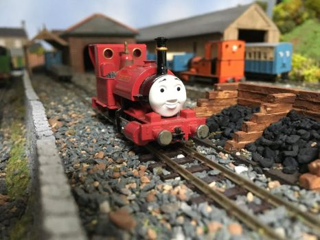 Skarloey the Little Old Engine by TidmouthYard