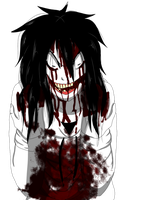 Jeff the killer INSANITY! by Lofi-Senpai