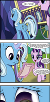 Comic - Magic Show by Brisineo