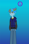 MLP/EG NG: MaudDash child by MiraculousLover22