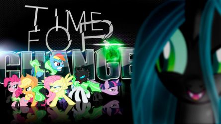 Time For Change by InternationalTCK