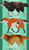 Mimic Sheep (Point Adoptables)(closed) by Mantiscat