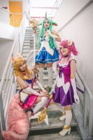 Star Guardian Group by Eirone-Siderius