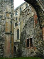 Canterbury Cathedral by craftywench-nh
