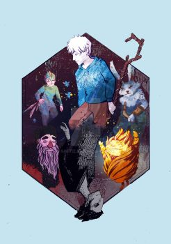 The rise of the guardians by saetiz