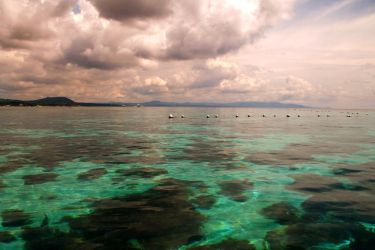 Sea in Philippines by Nicosubnormale