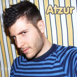 Atzur Blue and Yellow by Atzur