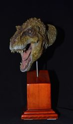 T-Rex Head by Harkon72