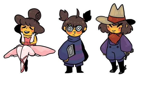 outfits by BunChum