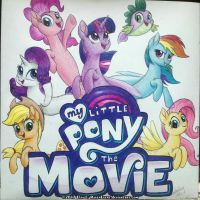My Little Pony The Movie by RavenEvert