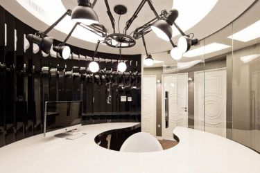 The Fashionable Apartment by Dariel-Studio