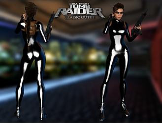 TRCO - TR5 Catsuit Outfit 2012 by legendg85