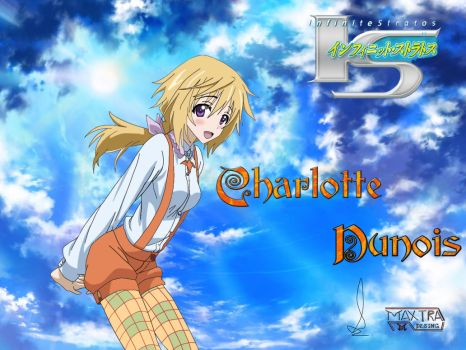 Charlotte Dunois of Infinite Stratos (Completed) by MaxtraDesing