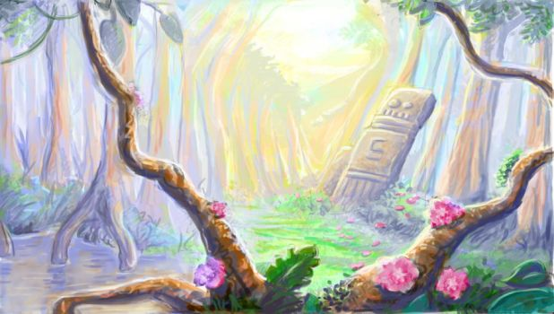 Concept for Game - 2010 by merbel