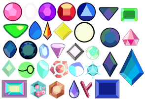 Gemstone Bases by Twisted-Bases