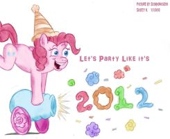 Pink Party 2012 by SB99stuff