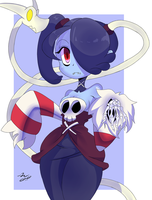 Squigly by BronyGamerLuna