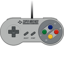 SNES controller icon by bokuwatensai