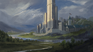 Kingkiller: The University by Izzu-shi