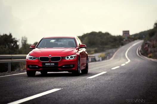 bmw 328i f30 by StevaNN